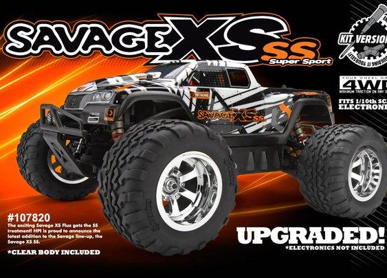 ::HPI RACING:: - Savage XS SS