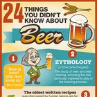 25 Things You Didn't Know About Beer
