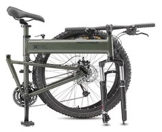 Montague Paratrooper Military Bike