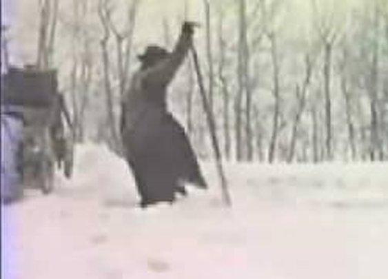 Fordson Snow Machine - 1929 Concept - YouTube