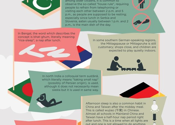 Why Your Office Should Have a Nap Room [INFOGRAPHIC]