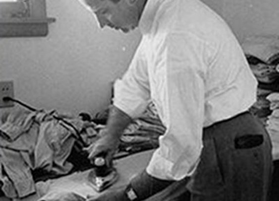 How to Iron a Dress Shirt Properly | The Art of Manliness