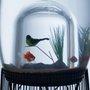 Duplex Aquarium and Cage by Constance Guisset