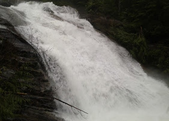 Urban Trailseeker: Big Creek Falls - Taylor River Trail