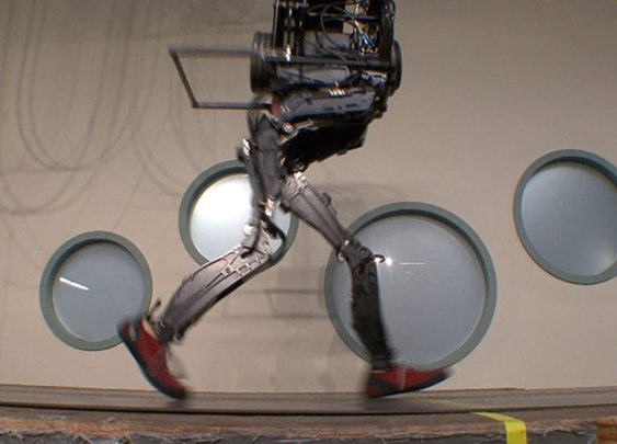 "Boston Dynamics' ""Petman"""