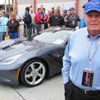 EXCLUSIVE: Rick Hendrick Buys First 2014 Corvette Convertible for $1 Million