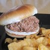 Super-Easy Pulled Pork Sandwiches