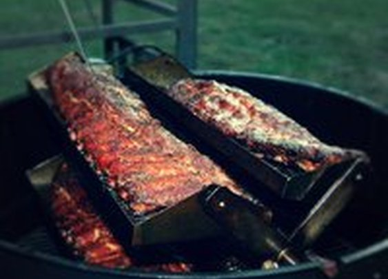 Rib-O-Lator Barbecue Rotisserie - That's what I'm talking about!