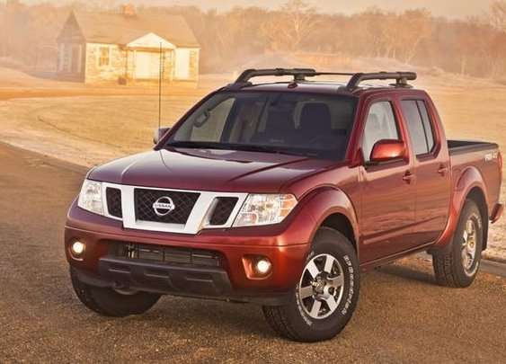 2013 Nissan Frontier: New Car Review - AutoTrader.com