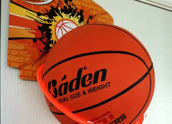 Wordless Wednesday with Linky - March Madness | Days of a Domestic Dad