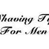 Straight Razor Shaving Tips - Luxury Shaves