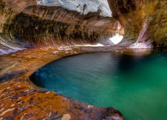 Subway, Zion's National Park