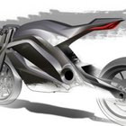 Audi Motorrad Concept based on Ducati 848
