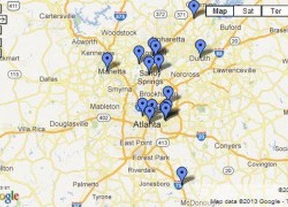 Metro Atlanta Growler Locations - Draft Beer Locator | The Trot Line