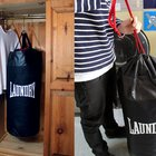 Laundry Punching Bag