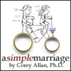 simple marriage // small changes. lasting relationship.