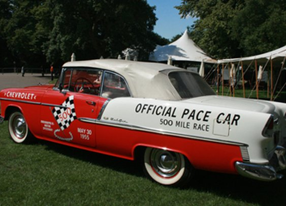 2013 Indianapolis 500 pace car?