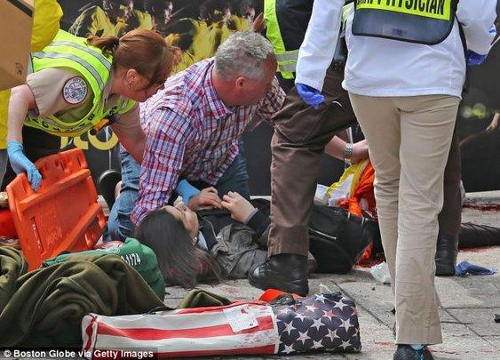 Boston Marathon Explosions: Staying Vigilant and Prepared