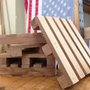 Mini Pallet Coasters (set of 5) - Lamon Luther