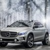 Mercedes Debuts New Compact GLA SUV   LUXUO Luxury Blog
