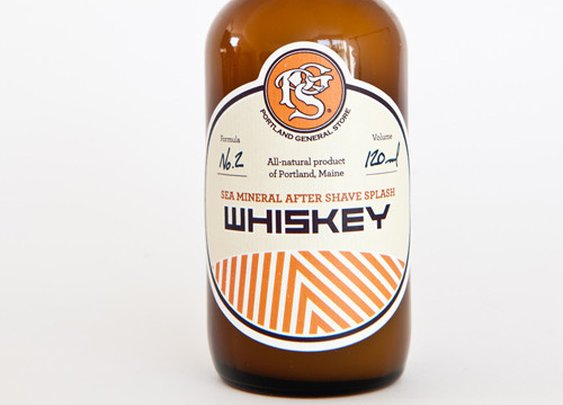 WHISKEY After-Shave Splash - PGS bestseller | Portland General Store