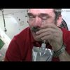 Can You Cry in Space?  CSA Astronaut Chris Hadfield Demonstrates | ClickExist
