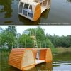 Catamaran Cabin Floats