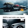 Car advertisement war (Auidi, Mercedes, Subaru, Jaguar, and Bentley)