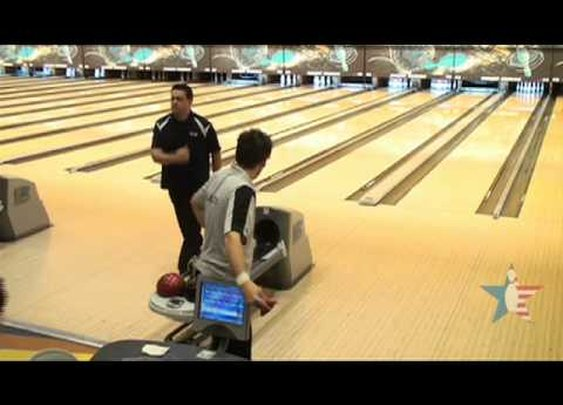 Crazy Bowling Shot - YouTube