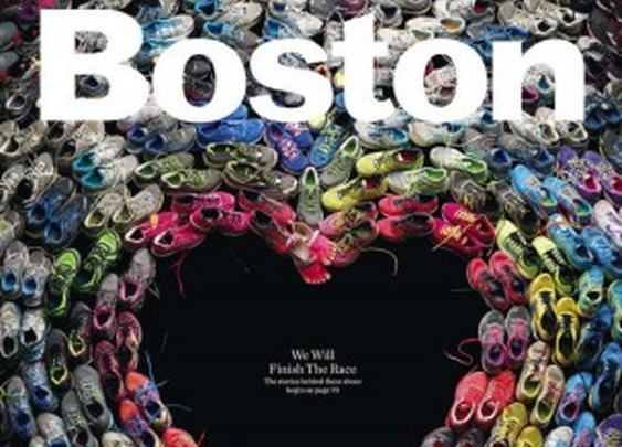 Boston's May Magazine Cover