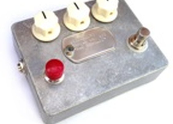 Recovery - Hand Made Guitar Pedals