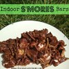 Indoor S'mores Bars | Chasing Supermom