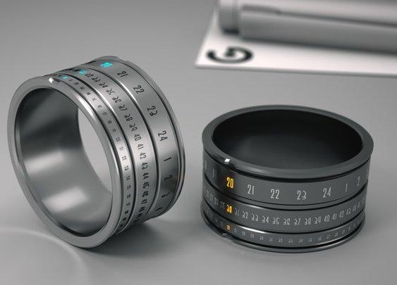 Ring Clock – Enpundit