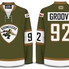 Geeky Hockey Jerseys Based on Films, TV, Comics and Video Games