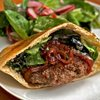 Dinner Tonight: Lamb Burgers with Red Onion Relish | Serious Eats : Recipes