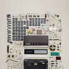Things Come Apart, Beautiful Photos Of Disassembled Technology by Todd McLellan