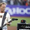 "Metallica Performed ""The Star Spangled Banner"" At AT&T Park"