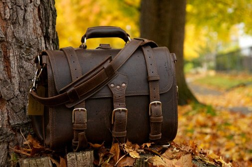 Saddleback Leather Large Classic Briefcase Review 568 00