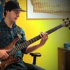 How to Play: Seinfeld Theme - Slap Bass Line with TABS - YouTube