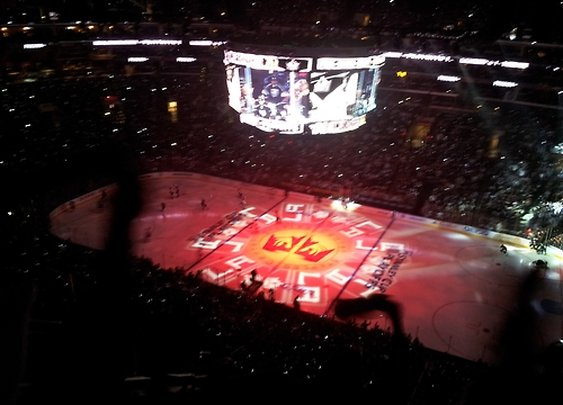 Stanley Cup Playoffs with the best team in LA!