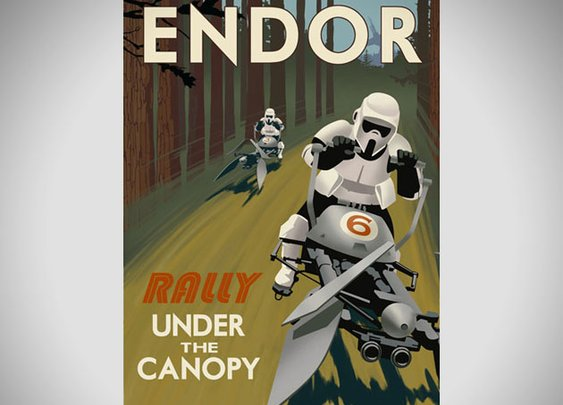 Star Wars Travel Posters | That Should Be Mine