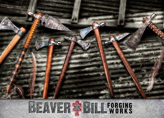 Beaver Bill Forging Works