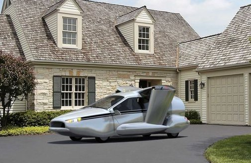 Terrafugia Next Generation Flying Car Debut 2015 | NSTAutomotive