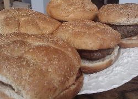 All Gone Onion Burgers
