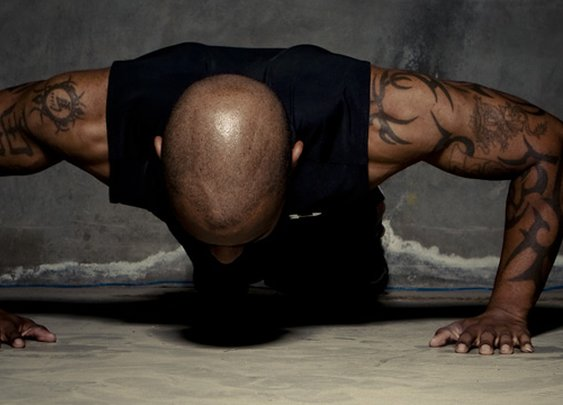 The 4-Minute Push-Up Test