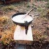 Campfire Cast Iron Cornbread