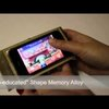 Morphees: Self-Actuated Shape Shifting Mobile Devices [Concept]