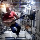 First Music Video From Space- Space Oddity