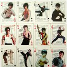 Kung Fu playing cards. Oh yes.