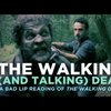 """The Walking (And Talking) Dead"" - A Bad Lip Reading"